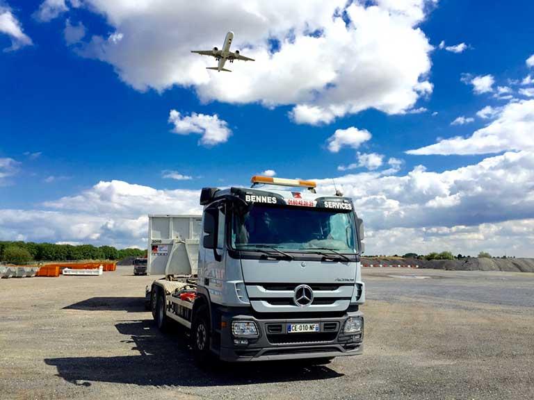 Camion Bennes Services